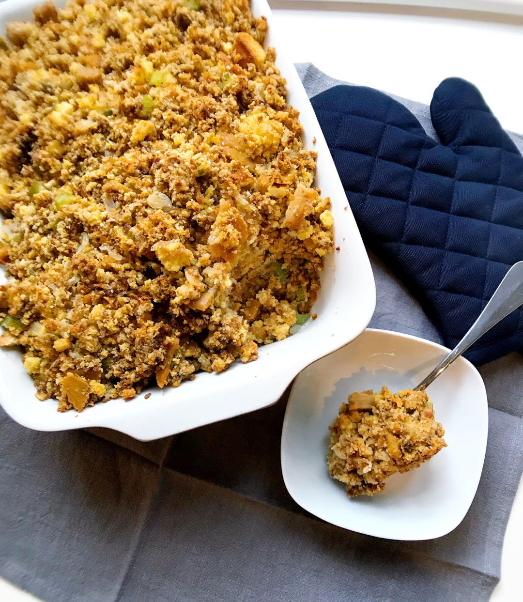 Family Favorite Tamale Stuffing
