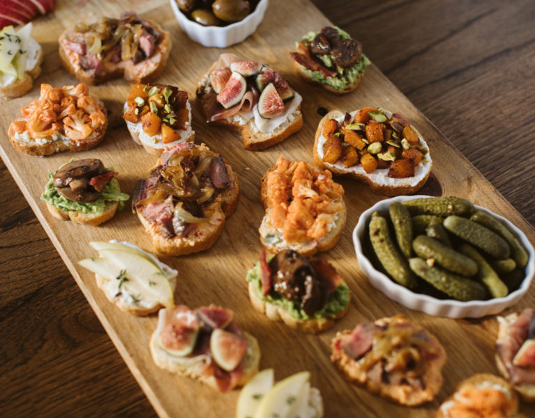 Have a Crostini board for your next party